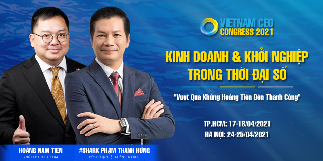 VIETNAM CEO CONGRESS 2021