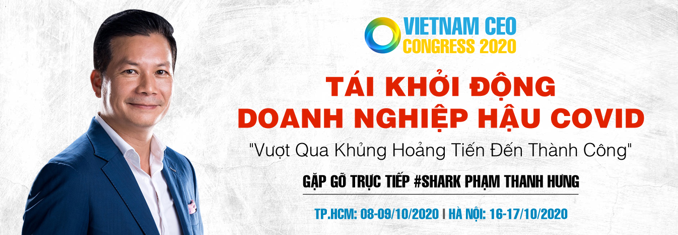 VIETNAM CEO CONGRESS 2020
