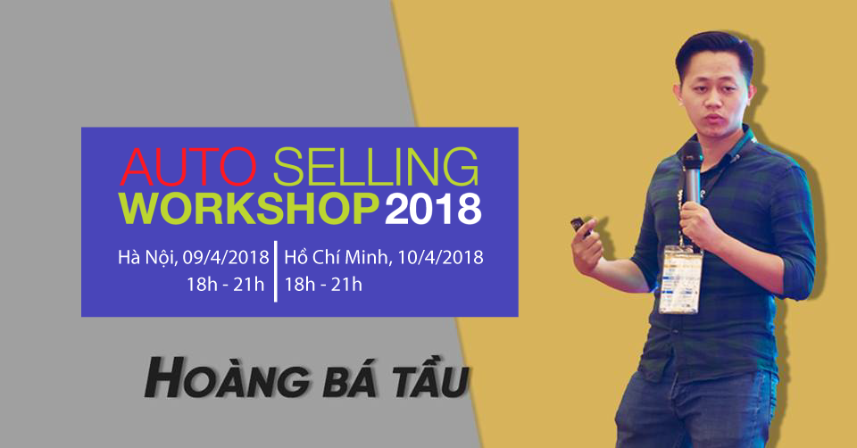 AUTO SELLING WORKSHOP
