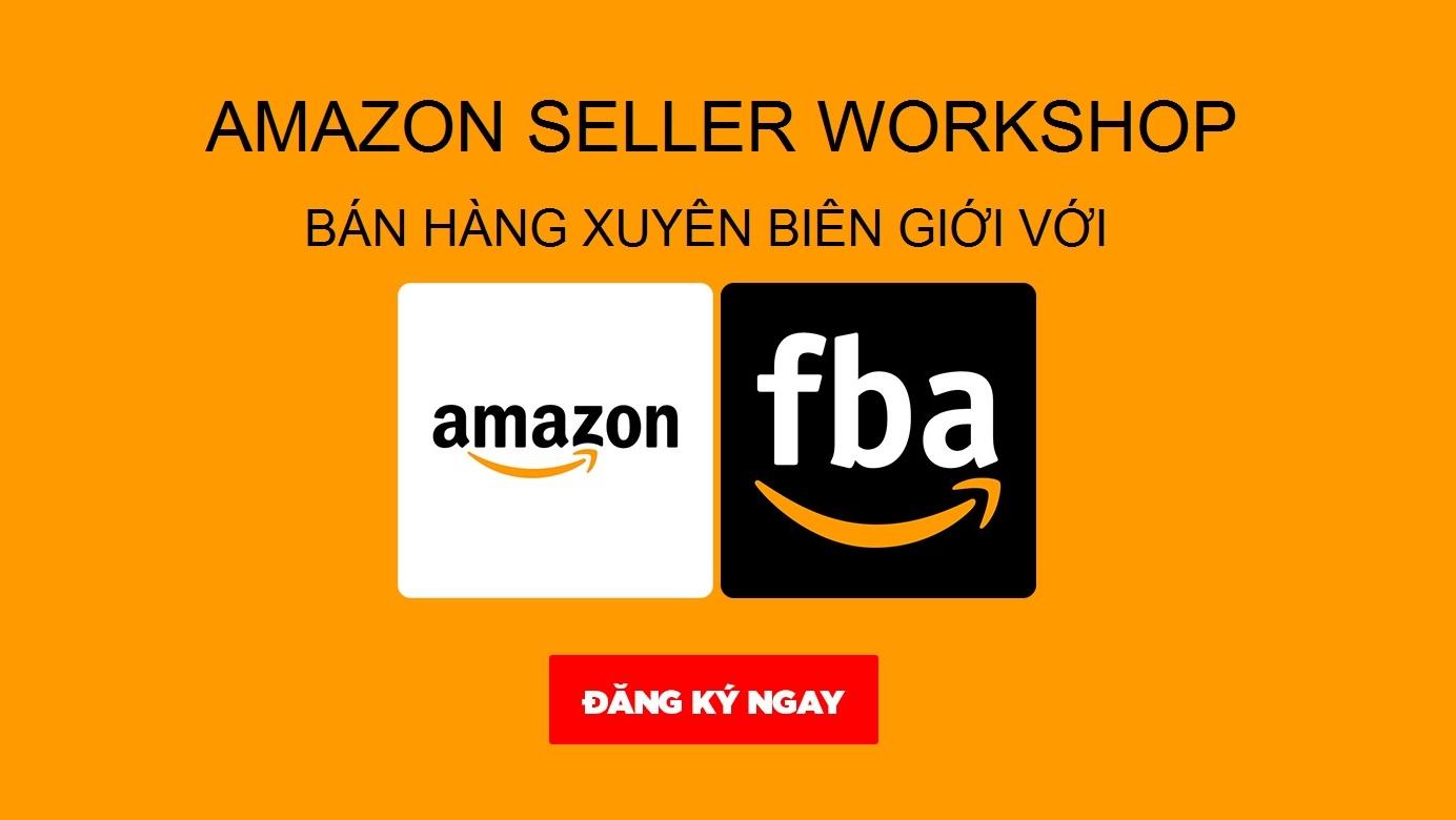 Bán Hàng Xuyên Biên Giới với Amazon