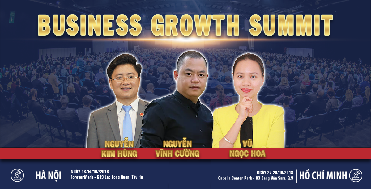 Business Growth Summit 2018