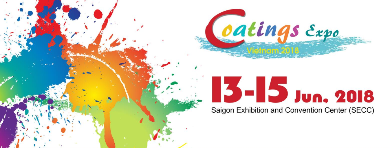 Coatings Expo Vietnam 2018
