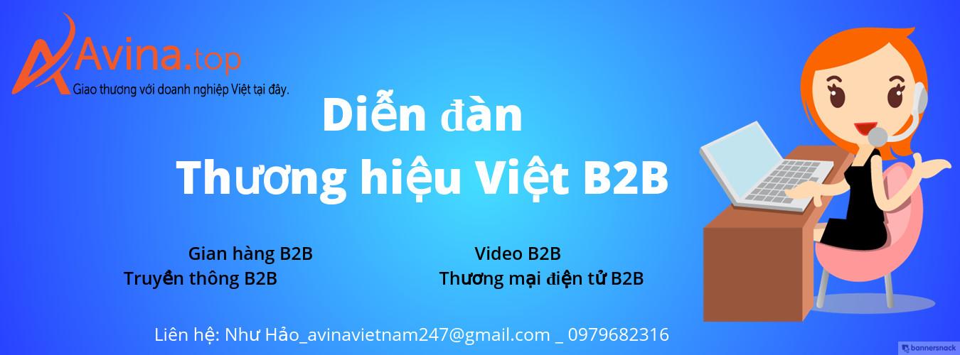 Diễn đàn thương hiệu Việt B2B