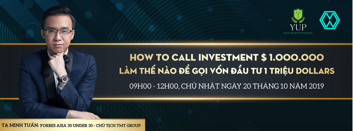 HOW TO CALL INVESTMENT $1.000.000
