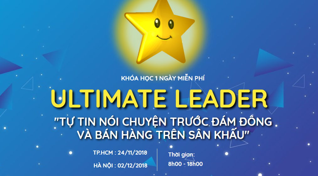 ULTIMATE LEADER