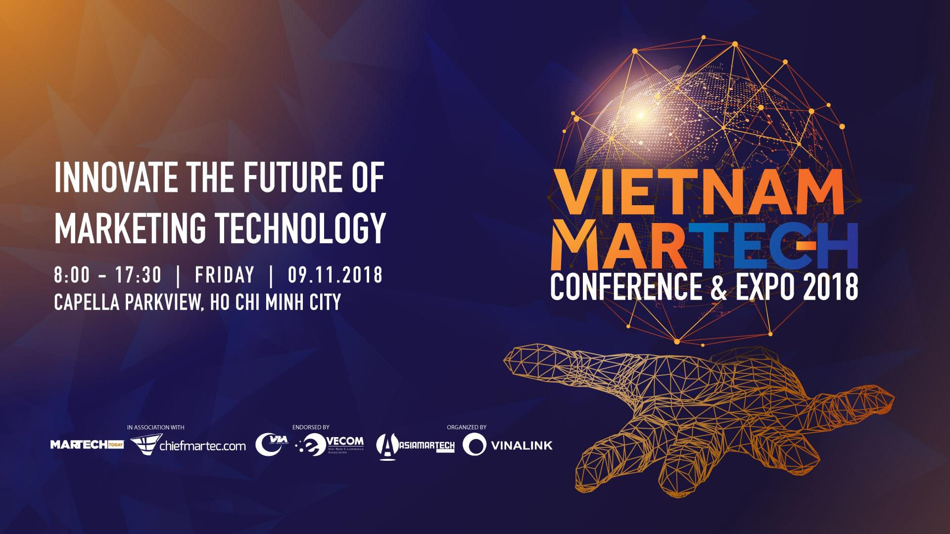 Vietnam MarTech Conferencce & Expo 2018