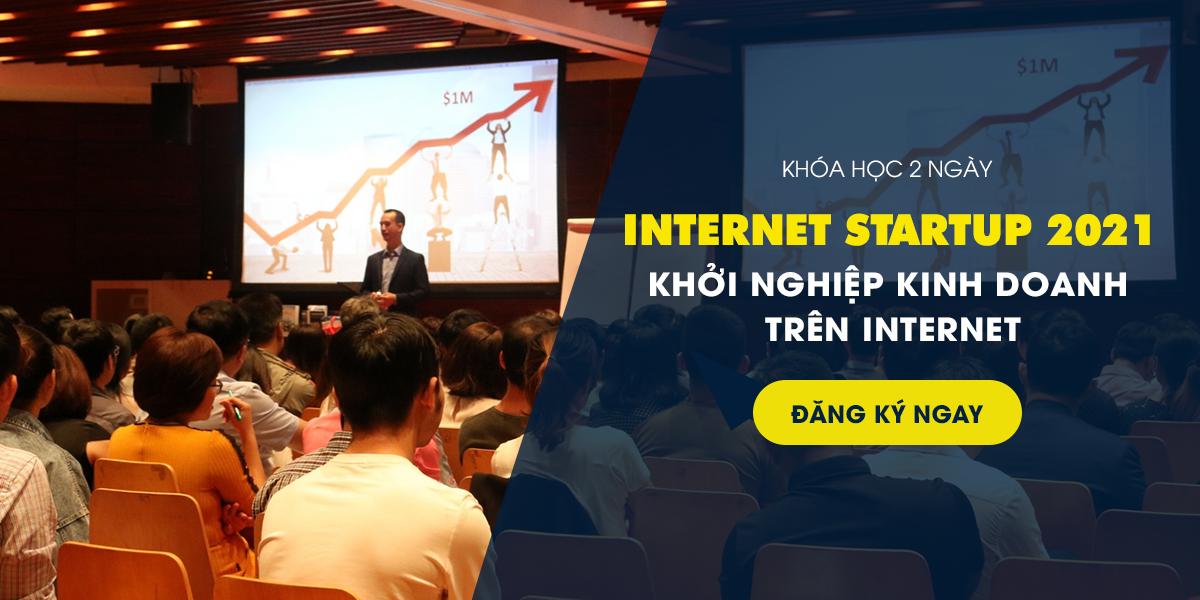 INTERNET STARTUP 2021