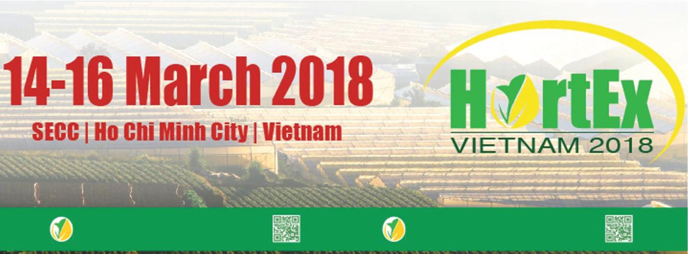 HortEx Vietnam 2018